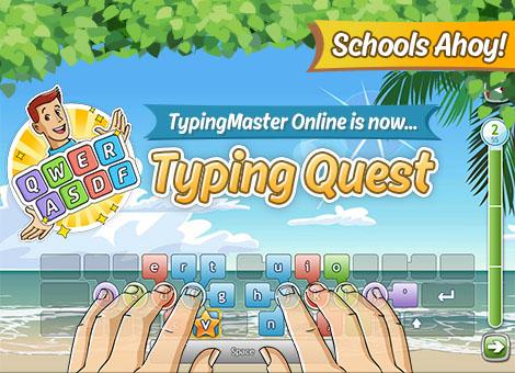 Type writting master